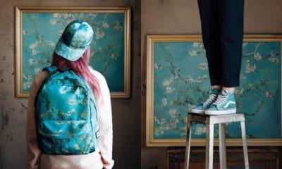 La délicieuse collaboration entre Vans et le musée Van Gogh