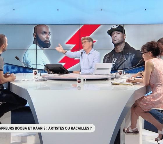 Dans cette bagarre entre Booba et Kaaris, le perdant, c'est le rap
