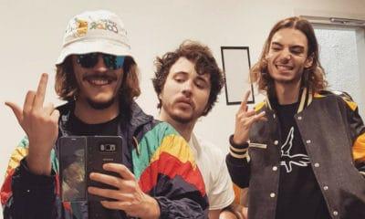 """Lorenzo et sa clique remixent le tube """"Façon sexe"""", et ça sent l'été"""