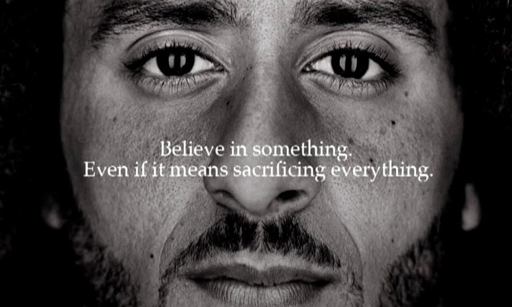 Nike prend position contre Trump, et crispe les USA