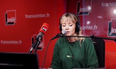 Angèle reprend du Gainsbourg sur France Inter, et nous livre une sublime performance