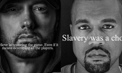 50 Cent partage des parodies de la publicité Nike avec Eminem et Kanye West