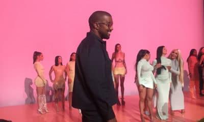 Lors des Pornhub Awards, Kanye West a dévoilé un morceau avec Lil Pump
