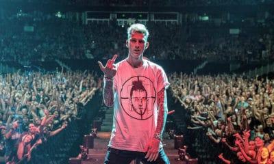 MGK descend Eminem lors de son concert à Orlando