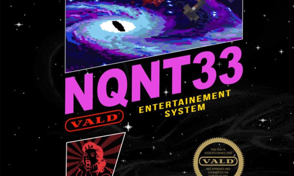 """T'es choqué : Vald balance """"NQNT33"""", un album surprise"""