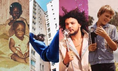 Youssoupha, Sadek, Koba LaD et Columbine sortent aujourd'hui leur nouvel album