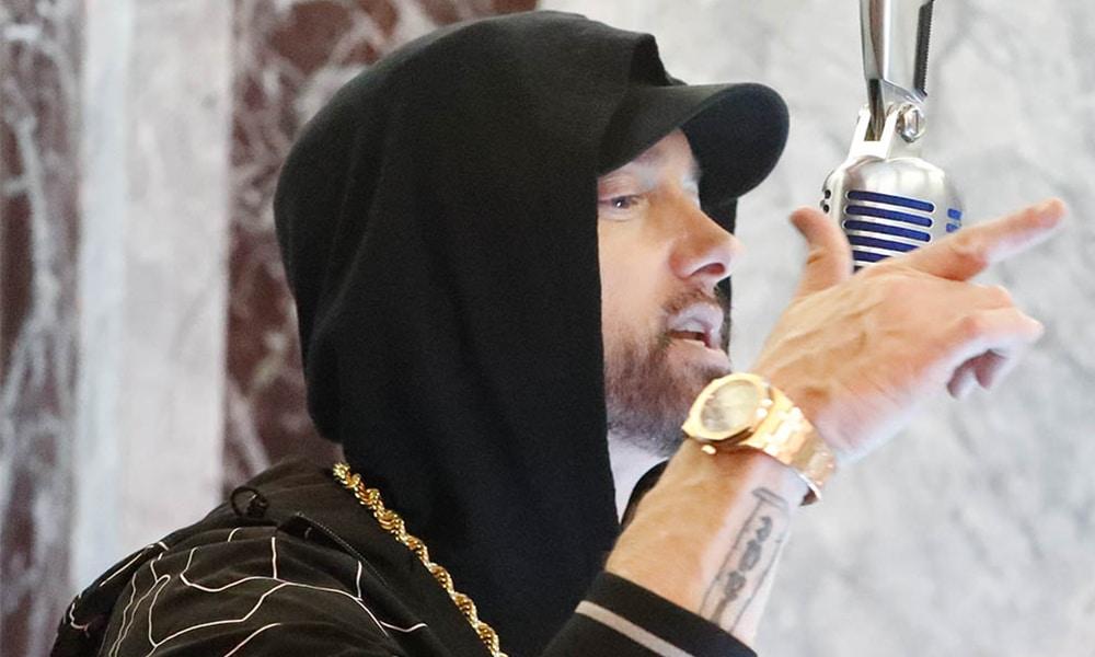 Eminem Empire State Building Jimmy Kimmel
