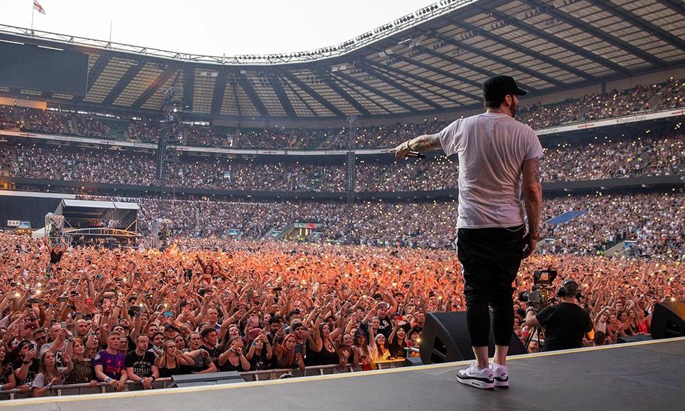 """Eminem de retour sur scène en 2019 avec sa tournée """"Rapture"""""""