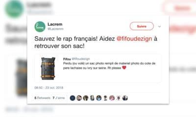 Fifou a perdu son sac, et le rap français a besoin de le retrouver
