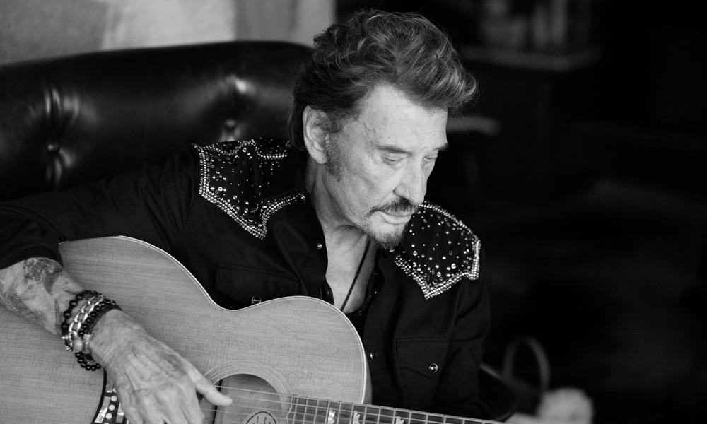 Les ventes de l'album posthume de Johnny Hallyday écrasent la crème des vendeurs US