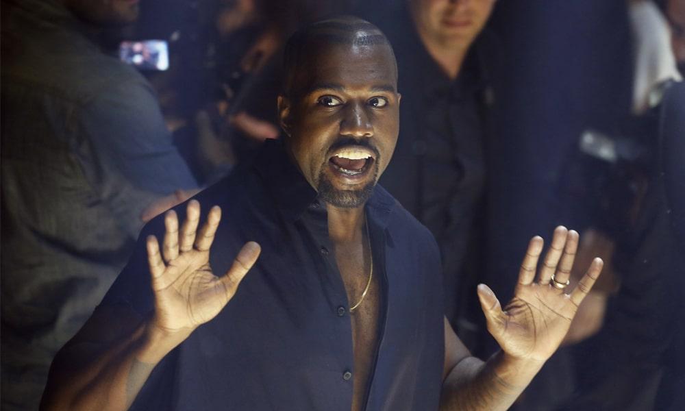 Fini Kanye West, il annonce son changement de nom