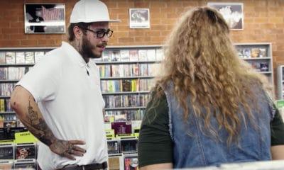 Post Malone prank ses fans chez un disquaire pour sa campagne de charité