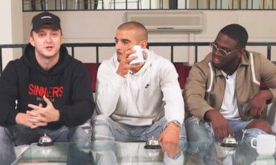Vald, Dinos et Sofiane s'affrontent dans un blind test spécial 93 sur Konbini