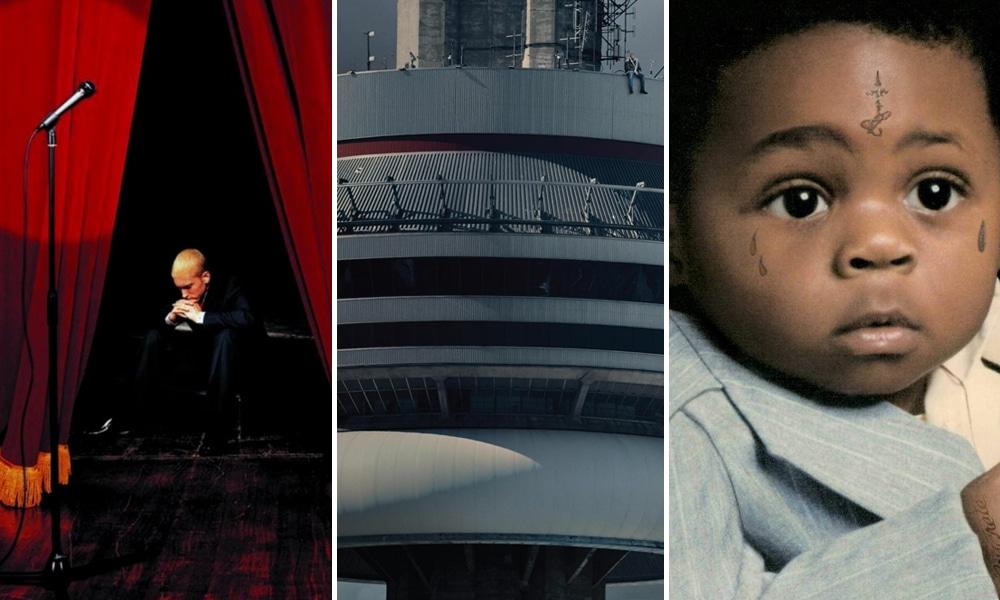 Les 5 albums rap vendus à plus d'un million d'exemplaires en première semaine