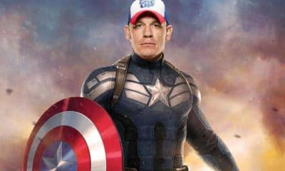 John Cena pourrait être le nouveau Captain America