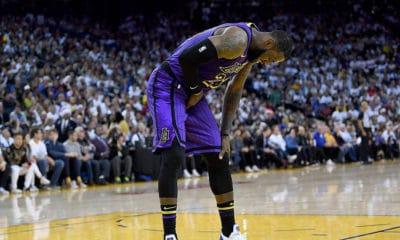 James LeBron s'est auto-proclamé le G.O.A.T, autrement dit le joueur ayant le plus évolué en NBA ou tout simplement mot-à-mot : le meilleur de tous les temps.