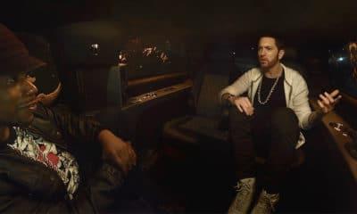 Un documentaire sur Eminem en réalité virtuelle sera diffusé en janvier 2019