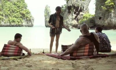 "Seth Gueko, Nessbeal, Dosseh et Kool Shen dans le film ""Paradise Beach"" en février"
