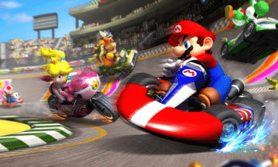 """Faites chauffer le moteur : """"Mario Kart"""" débarque sur mobile"""