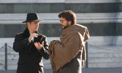 """""""La Casa de Papel"""" : des images du tournage de la saison 3 ont fuité"""