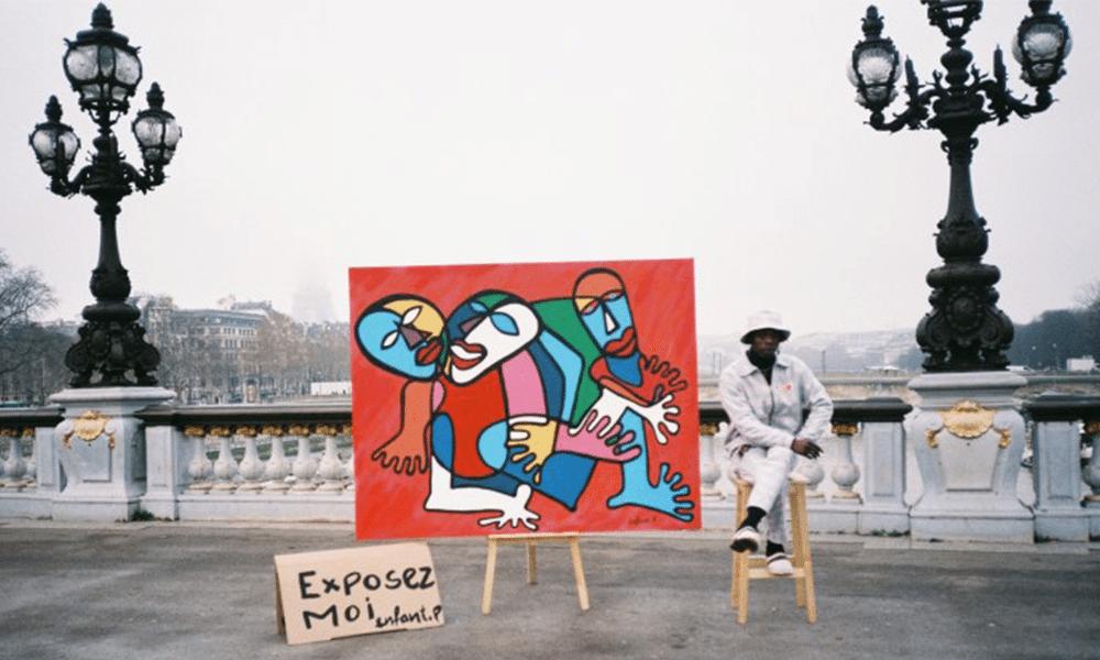 Grâce à Walk in Paris, les rues de Paris sont devenues des galeries d'art