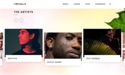Le festival Coachella annonçait aujourd'hui son line-up. Pourtant, une erreur majeure concernant Gucci Mane n'a pas échappé au web.