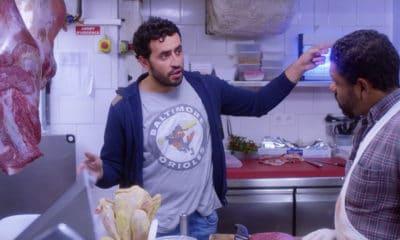 Jonathan Cohen transformera sa boucherie en coffee shop dans une nouvelle série Netflix
