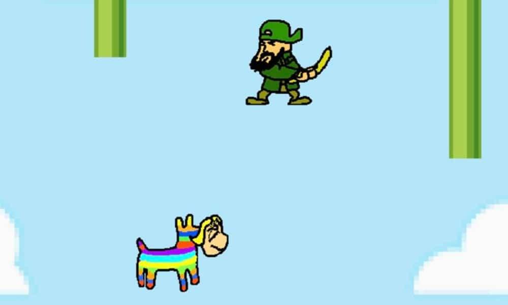 """Défoncez des piñatas dans un jeu mobile inspiré du clip """"Kyll"""" de Booba et Médine"""