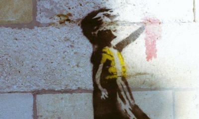 À Bordeaux, un banksy en soutien aux Gilets jaunes fait débat