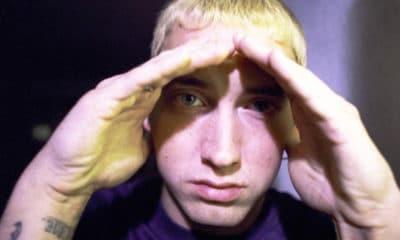 """Pour les 20 ans de """"The Slim Shady LP"""", Eminem balance 10 inédits"""