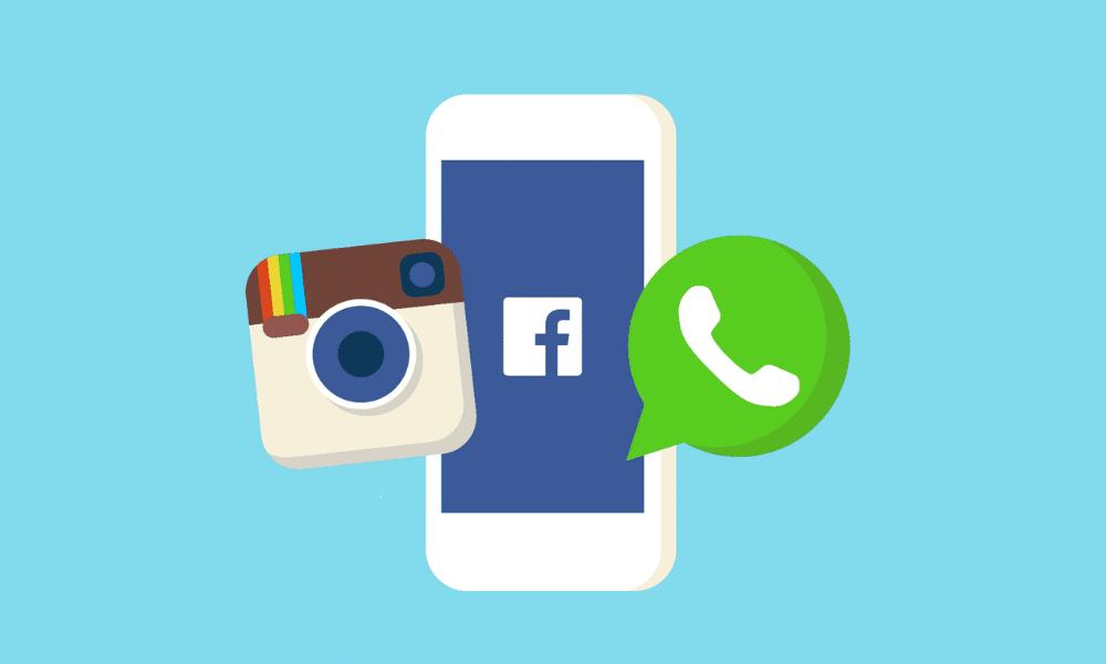 C'est confirmé : les messages de Facebook, Instagram et WhatsApp vont fusionner
