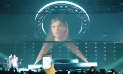 Orelsan et JeanJass accompagnent Lomepal dans sa tournée... en hologramme