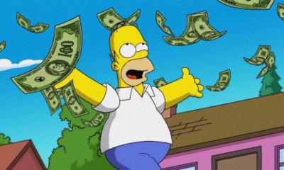 """Avec Disney, ça sent mauvais pour """"Les Simpson"""""""