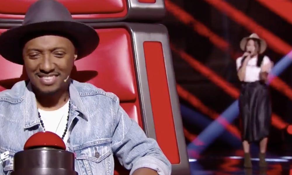 """Louana, candidate de l'édition 2019 de The Voice, a marqué les juges en reprenant le plus gros classique d'Eminem, """"Lose Yourself."""""""