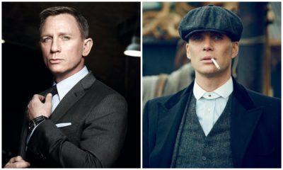 Cillian Murphy de Peaky Blinders pourrait bien être le prochain James Bond