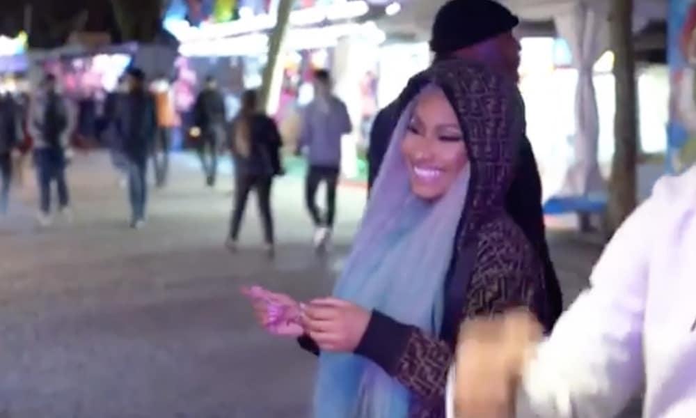 De passage en Gironde, Nicki Minaj aura vécu une drôle de soirée, samedi soir. Mais sûrement pas autant que ses fans bordelais. Focus.