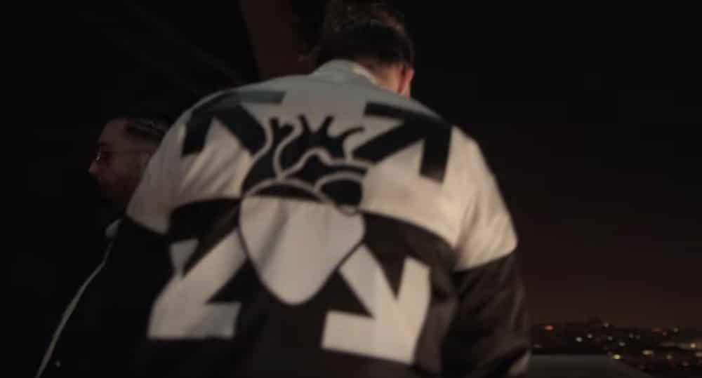 Ça va vite : la veste Off-White™ x PNL est déjà en ligne en contrefaçon