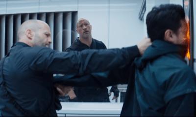 Débranchez vos cerveaux pour le trailer du spin-off Fast & Furious