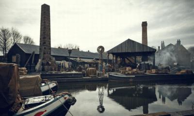Visitez la vraie ville des Peaky Blinders en Angleterre