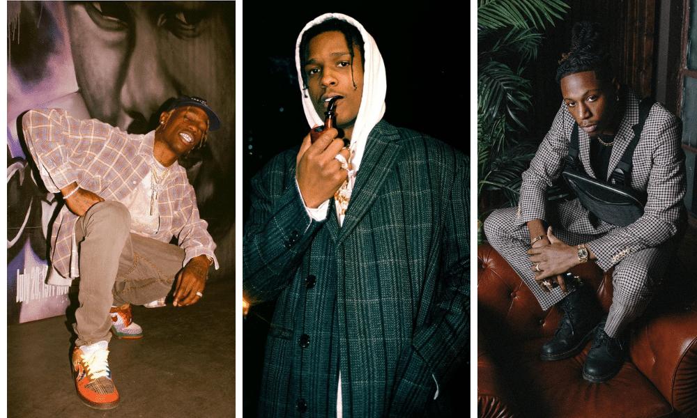 A$AP Rocky, Joey BadA$$, Travis Scott ... sur la dernière BO de Game Of Thrones