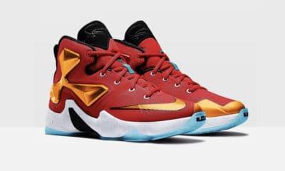 Vous pouvez maintenant acheter des Nike aux couleurs des Avengers
