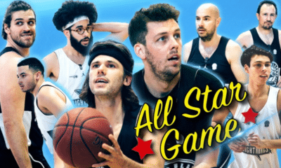 Un All-Star-Game avec Orelsan, Georgio, et Jok'Air au ballon
