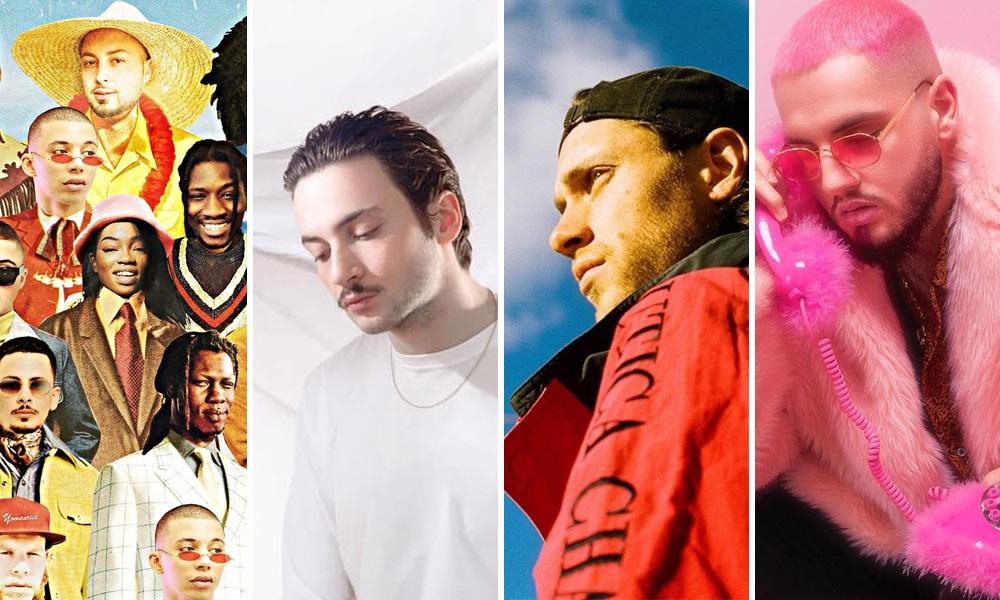 DJ Elite, Lord Esperanza, Loud, Tortoz : vendredi c'est sorties