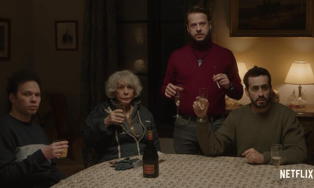 """Gérard Darmon et Jonathan Cohen, dealers/entrepreneurs dans le trailer de """"Family Business"""""""