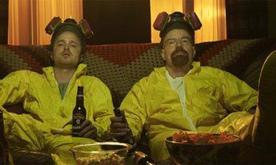 Aaron Paul et Bryan Cranston seraient-ils en train de teaser le film sur Breaking Bad