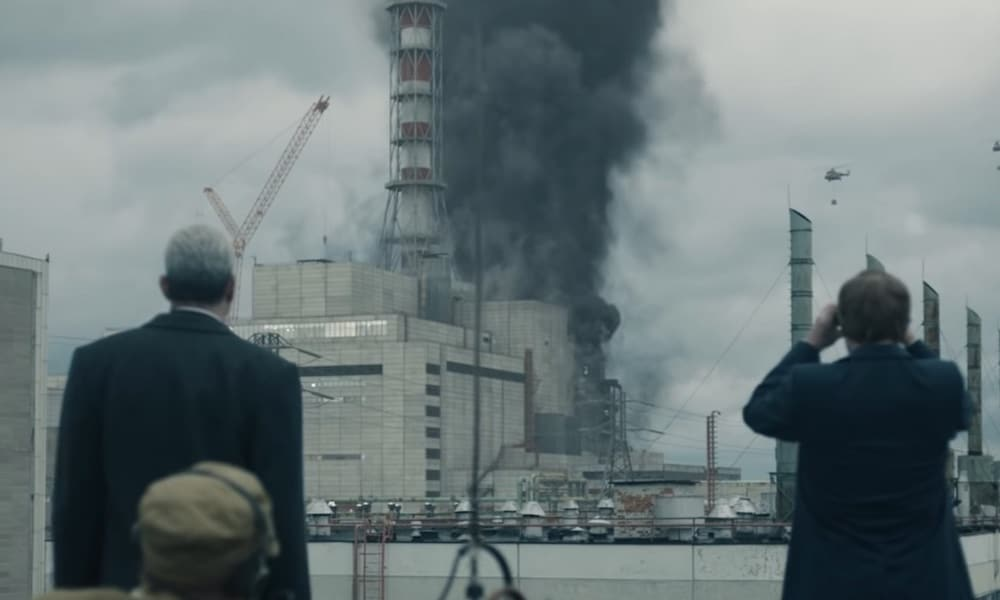 Chernobyl : énervée, la Russie va créer sa propre série