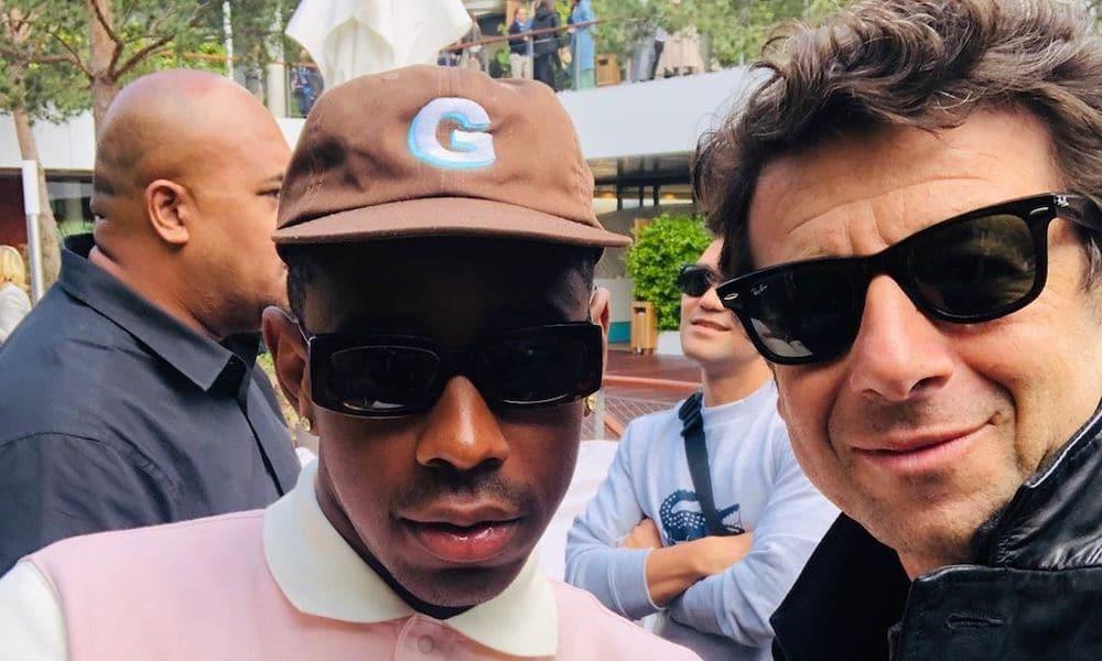 Patrick Bruel et Roland-Garros : Tyler, The Creator était à Paris ce week-end