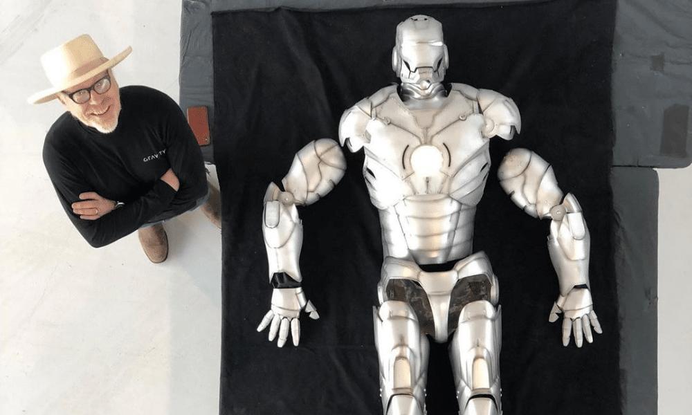 Oui, un mec a créé une véritable armure d'Iron Man