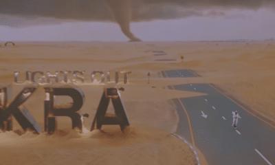 Tornade et désert : Kekra balance un clip encore incroyable