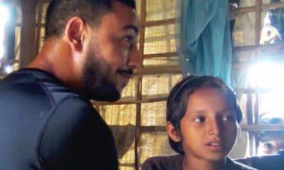 Lacrim part à la rencontre des Rohingyas avec Clique